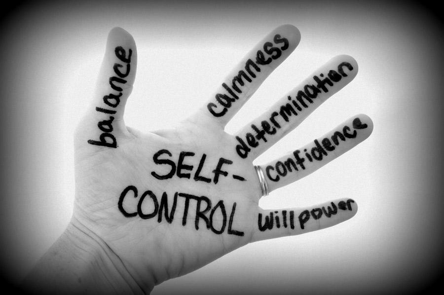 Puterea, Frica, Bataia, Autocontrolul