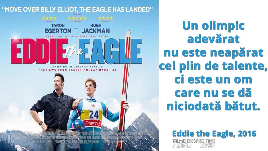 Eddie The Eagle. Imposibil egal Posibil