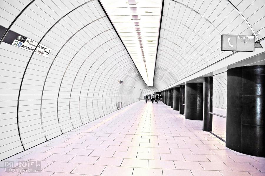 Tunelul alb