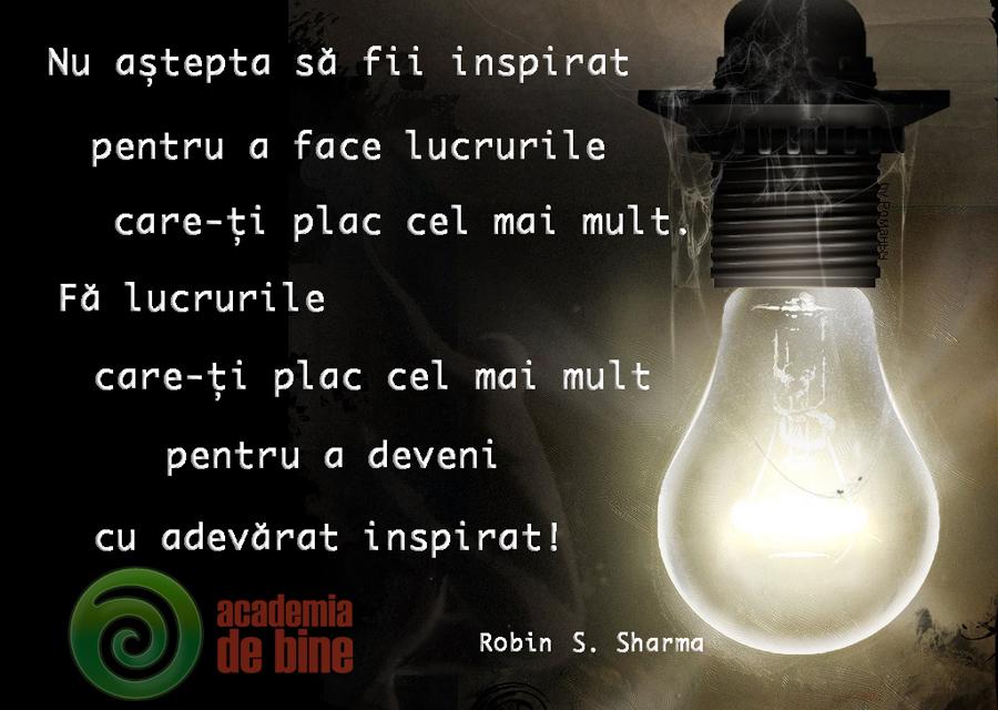 Inspiratie!