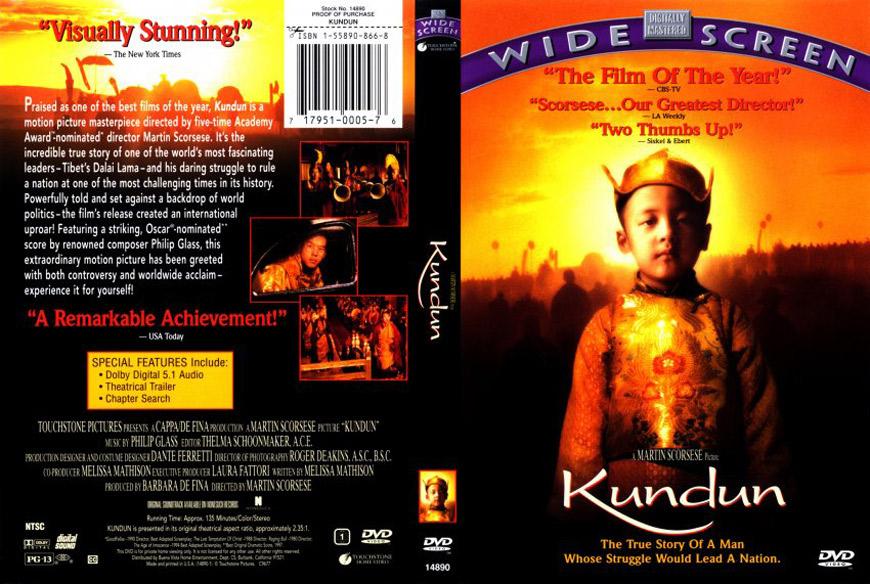 Kundun. De Scorsese