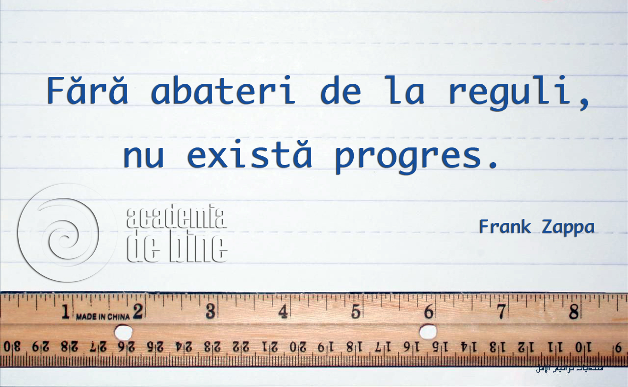 Progresul inseamna Hai Sus!