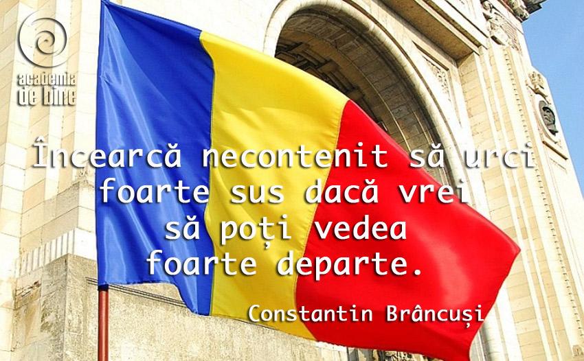 Romania, La Multi Ani, Hai Sus!