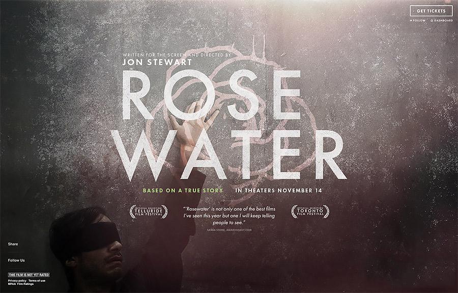 Rosewater. Transpiratie cu apa de trandafiri