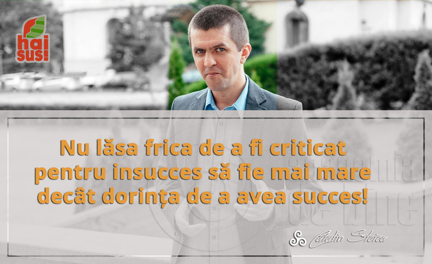 Zi de succes!