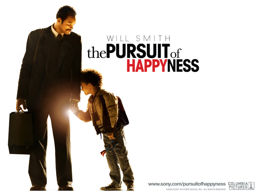 The Pursuit of Happyness. Fericirea, iluzie sau realitate?
